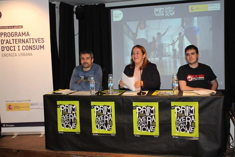 Més de 50 propostes d'activitats per aquesta Primavera Tarragona Jove