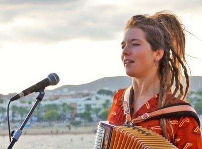 El folk aranés d'Alidé Sans & Paulin Courthial baixa de la muntanya fins a Tarragona