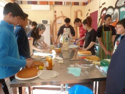 Més de 100 joves passen per l'Espai Jove Kesse als primers dies del Casal x Setmana Santa