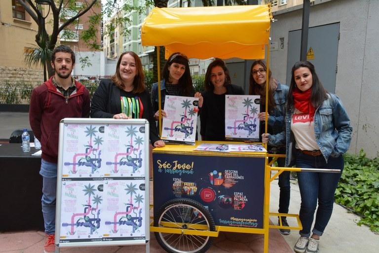 El Festival Sota La Palmera promociona la joventut creadora de la ciutat