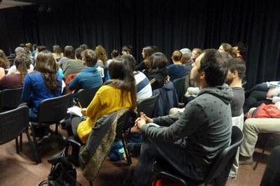 L'Espai Jove Kesse organitza una sessió informativa sobre els camps de treball i solidaritat