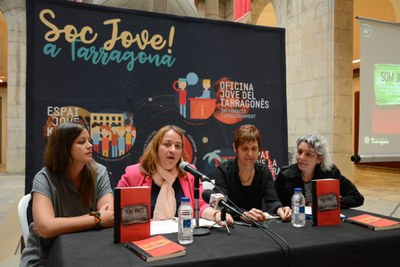 El jovent de Tarragona s'organitza i participa de manera especialment diversa després del 15M