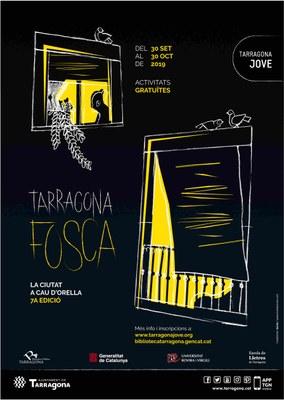 """Els racons més amagats i misteriosos de la Tarragona fosca protagonitzen la 7a edició del cicle """"La ciutat a cau d'orella"""""""