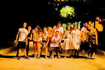 La 4a edició de la Tarraco Zombie Experience arriba divendres al Parc de la Ciutat