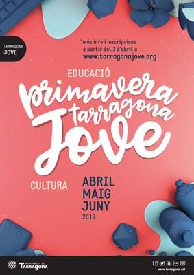 La Primavera Tarragonajove ofereix 50 activitats gratuïtes d'abril a juny