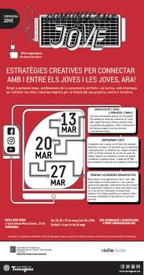 Les jornades «Comunicant en jove» aportaran aquest març eines i recursos per millorar la difusió d'un projecte o iniciativa