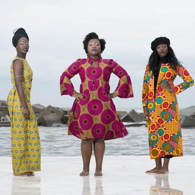 Les tres veus negres de The Sey Sisters  actuen demà a l'Espai Jove la Palmera