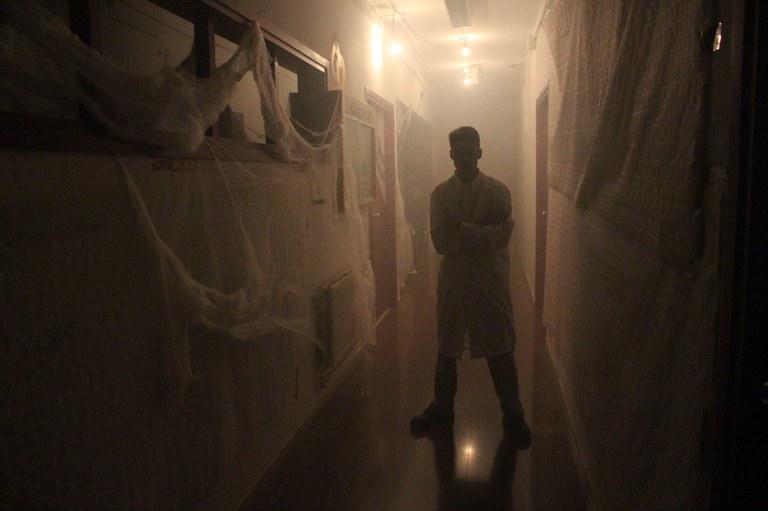 L'Espai Jove Kesse es transforma en un passatge del terror