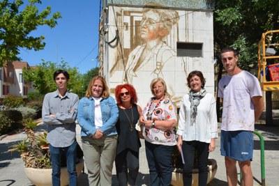Vuit artistes de prestigi intervenen en centres de transformació elèctrica d'arreu de la ciutat