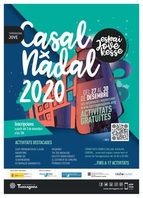 L'Espai Jove Kesse obre les portes a la 10a edició del Casal x Nadal