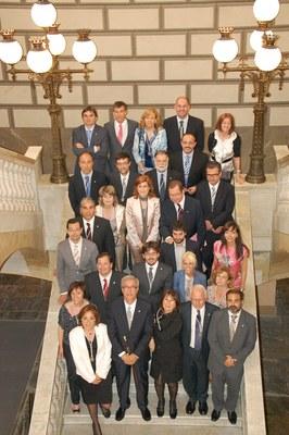 Constituït el nou Ajuntament de Tarragona