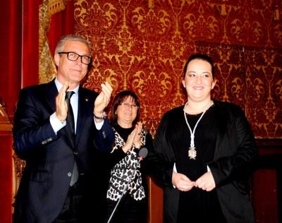 Ivana Martínez assumirà les àrees de Joventut, Centres Cívics i Espais Públics