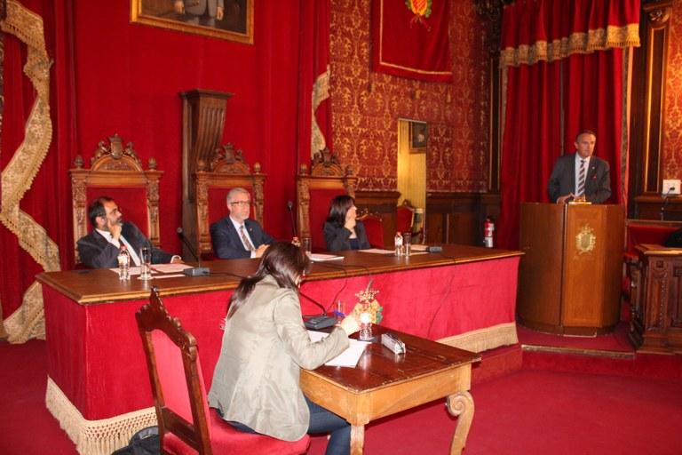 Divendres 18 de juliol es reunirà el Consell Plenari