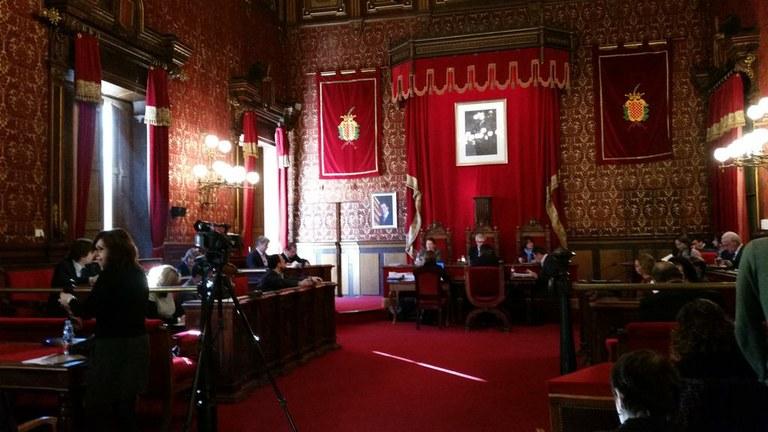 Dilluns 29 de juny es reuneix el ple de l'Ajuntament