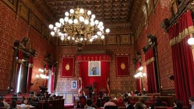 Dilluns té lloc un consell plenari extraordinari