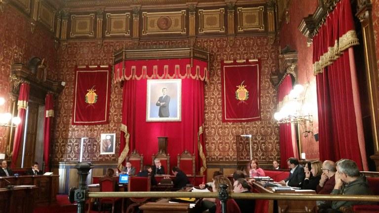 El Plenari es reunirà dilluns, dia 28 de gener, en sessió ordinària