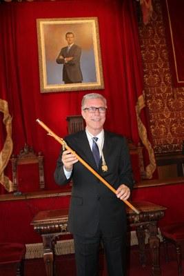 Josep Fèlix Ballesteros és proclamat Alcalde de Tarragona