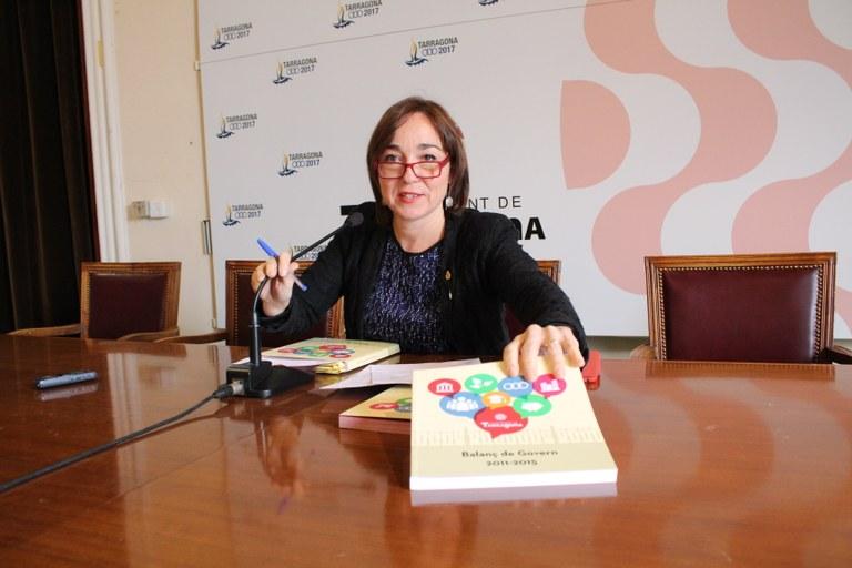 """L'Ajuntament publica el llibre """"Balanç de Govern 2011-2015"""""""