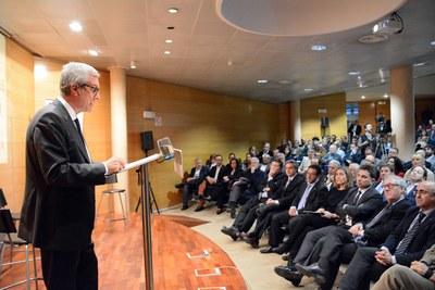Ballesteros assumeix el lideratge de Tarragona exercit 'des de la proximitat i com a capital dins una realitat metropolitana emergent'