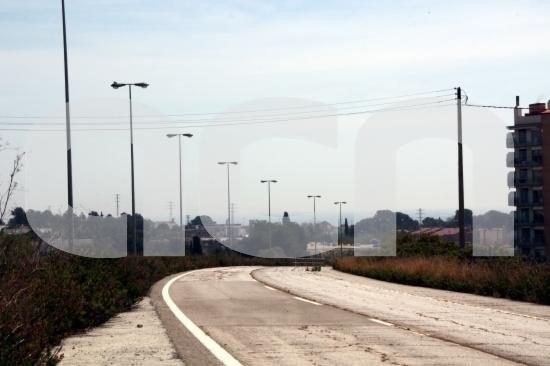 El tram de l'antiga variant de la N-340 a la Vall de l'Arrabassada reverteix a l'Ajuntament