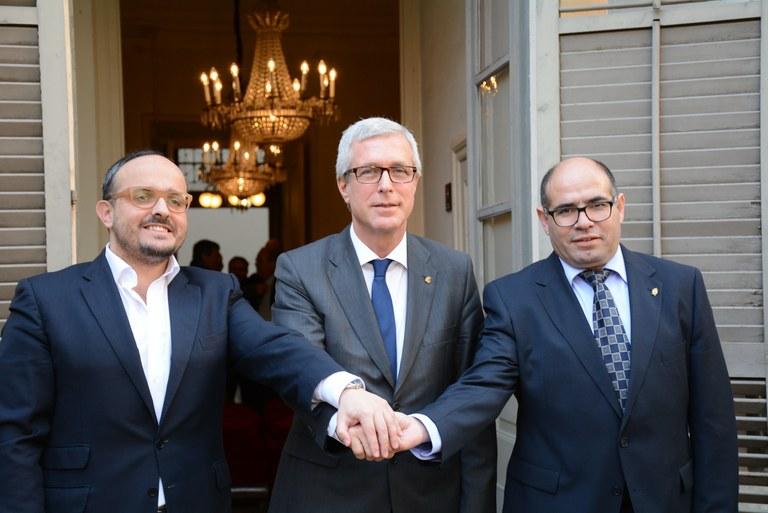 L'eix principal de l'Acord de Govern és la confiança personal i en el sumar per Tarragona