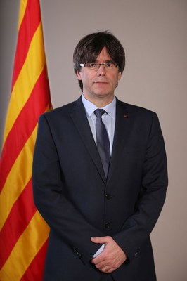 Visita del President de la Generalitat a l'Ajuntament de Tarragona