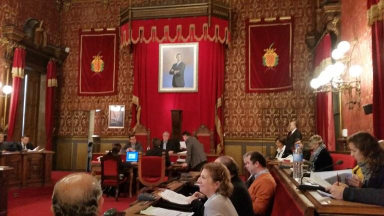 Acords adoptats al consell plenari del 26 d'octubre