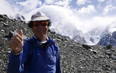 La Junta de Govern de l'Ajuntament de Tarragona felicita l'alpinista tarragoní Òscar Cadiach