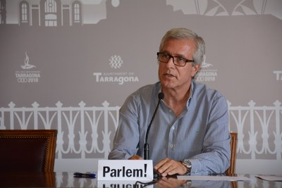 """Josep Fèlix Ballesteros: 'Condemno la violència policial de l'1 d'octubre rotundament i sense pal·liatius"""""""