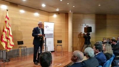 L'alcalde Ballesteros proposa una gran aliança entre govern i oposició per avançar en els temes estratègics