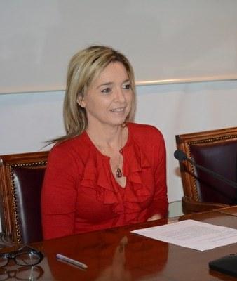 L'Ajuntament de Tarragona expressa el seu condol per la mort de la consellera María Isabel Negueruela