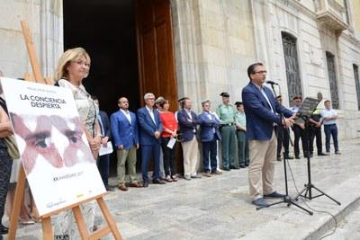 Manifest Miguel Ángel Blanco