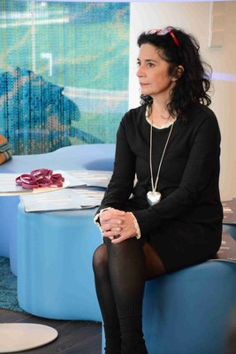 Acte de reconeixement i comiat a la regidora Ana Santos