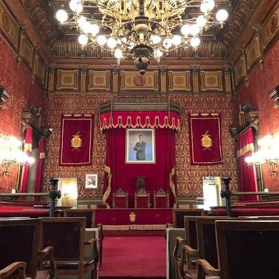 Constitució del nou Ajuntament de Tarragona