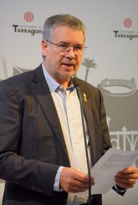 Declaració de l'alcalde de Tarragona, Pau Ricomà