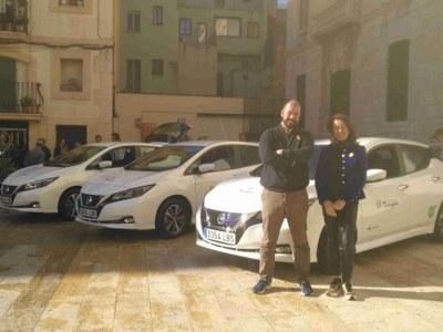 L'Ajuntament de Tarragona adquireix els primers vehicles elèctrics