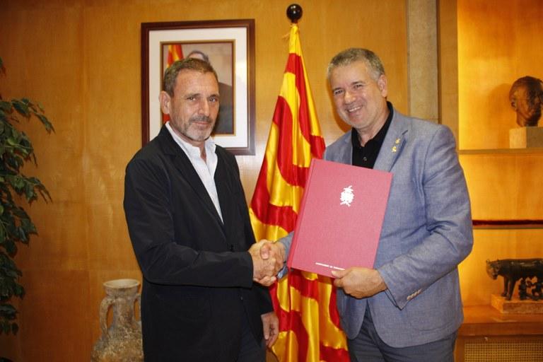 La Fundació Mútua Catalana renova el seu compromís amb la cultura de la ciutat