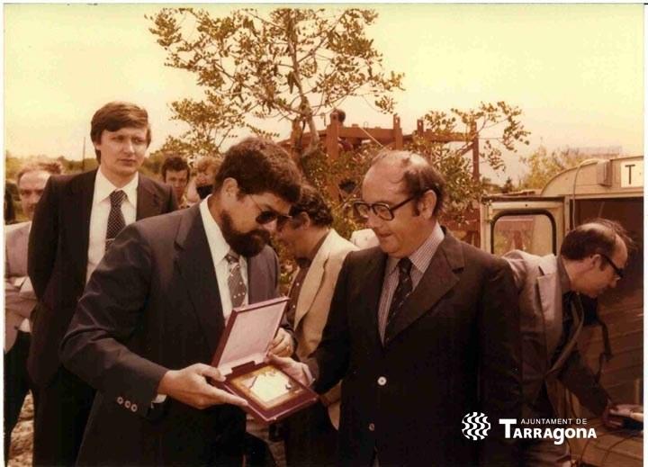 L'Ajuntament de Tarragona expressa el seu condol per la mort de l'exalcalde de la ciutat, Esteve Banús
