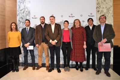 Acord institucional de l'Ajuntament de Tarragona
