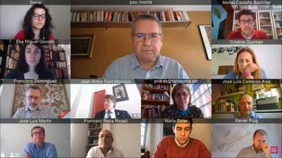 Declaració institucional de l'Ajuntament de Tarragona davant la crisi de la covid-19