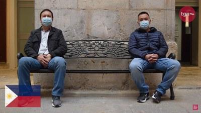 La Conselleria de Nova Ciutadania de l'Ajuntament de Tarragona engega una campanya de prevenció de la COVID-19