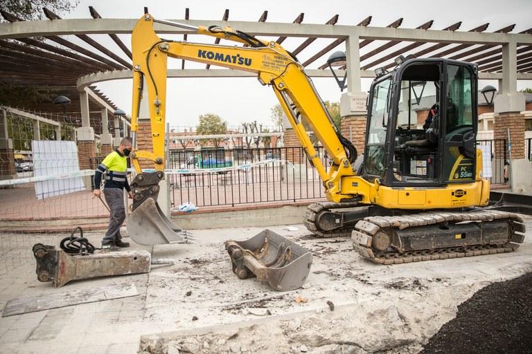 L'Ajuntament promou una acció integral de millora a Sant Salvador