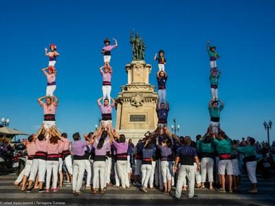 L'alcalde de Tarragona es mostra satisfet pel consens amb les colles castelleres en l'àmbit pressupostari