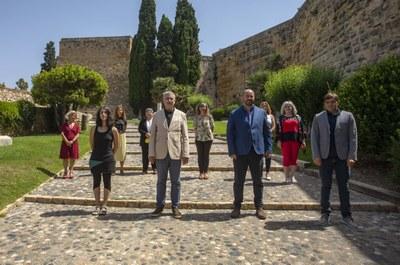 CUP i Junts per Tarragona signen el pacte de Govern a l'Ajuntament de Tarragona