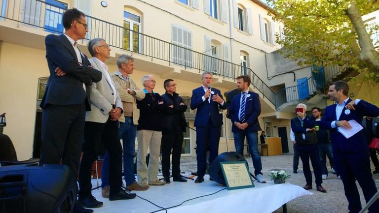 L'Ajuntament de Tarragona estreny llaços amb Marsella per reforçar l'Eix Mediterrani