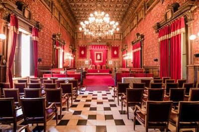 Sessió extraordinària i urgent del Consell Plenari