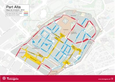 L'Ajuntament aplicarà a partir del 16 d'abril les millores del Pla d'Ordenació del centre històric i patrimonial de Tarragona