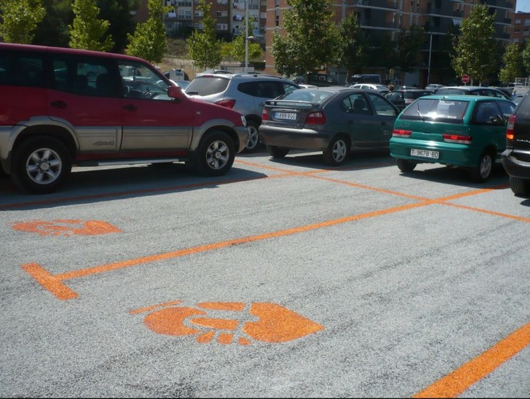 L'Ajuntament incrementa les places d'estacionament dissuasiu gratuït i les de tarifa refuïda per a treballadors
