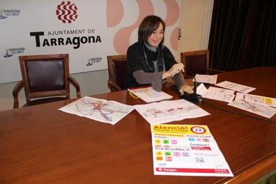 El Pla de Mobilitat Urbana Sostenible avança en accions i sensibilització per una Tarragona més saludable