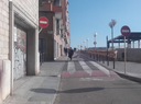 Canvi de sentit al carrer Pons d'Icart en direcció al carrer de La Unió